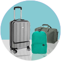 Trolley Suitcases & Bags