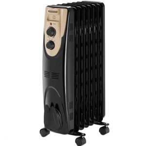 Black&Decker OR070D-B5 1500W 7 Fin Oil Radiator Heater