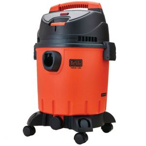 Black&Decker WDBD20-B5 1400W 20L Wet and Dry Tank Drum Vacuum Cleaner