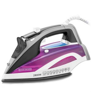 Black&Decker X2250-BB 2800W Digital Steam Iron