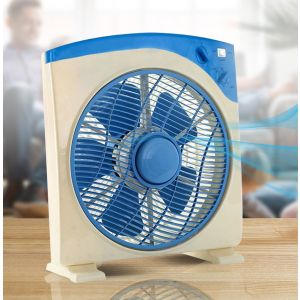 Epsilon 12inch Table Box Fan with Timer 45Watts ENF1022