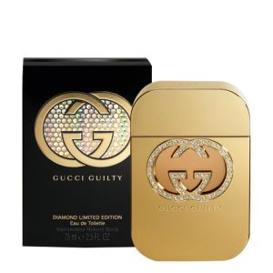 Gucci Guilty Pour Homme Diamond Limited Edition 75Ml For Women – Eau De Toilette