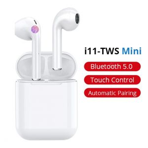 I11 TWS Bluetooth Earphone with charging case