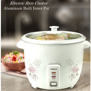 Impex 1L 400W Electric Rice Cooker RC2801