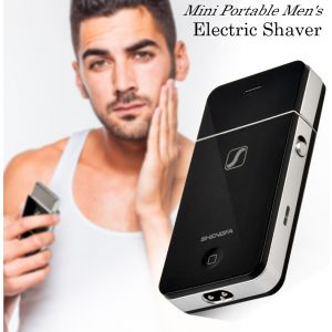 Koleda iShaver 5 Mini Portable Men's Electric Shaver Reciprocating Single Floating Razor
