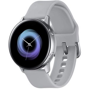 Samsung Gear Active 1 (R500N) 40mm, IP68 Water Resistant, Wireless Charging -Silver