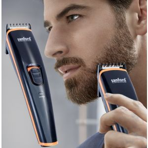 Sanford SF1969HC Rechargeable Trimmer Runtime: 40 min Trimmer for Men
