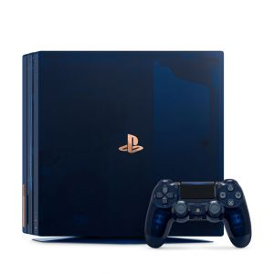 Sony Playstation 4 Pro –500 Million Limited Edition Console-2TB