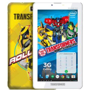 Touchmate – 7 inch 3G Dual Sim 16GB Transformers Gaming Pad TM-MID796TY-Yellow