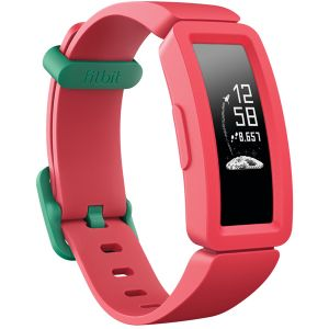 Fitbit Ace 2 Activity Tracker for Kids - Watermelon + Teal